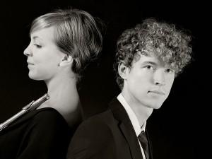 Anna Melander och Victor Stener
