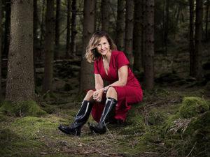 Författare Kamilla Oresvärd